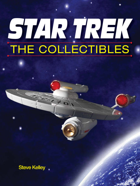Star Trek The Collectibles, Steve Kelley