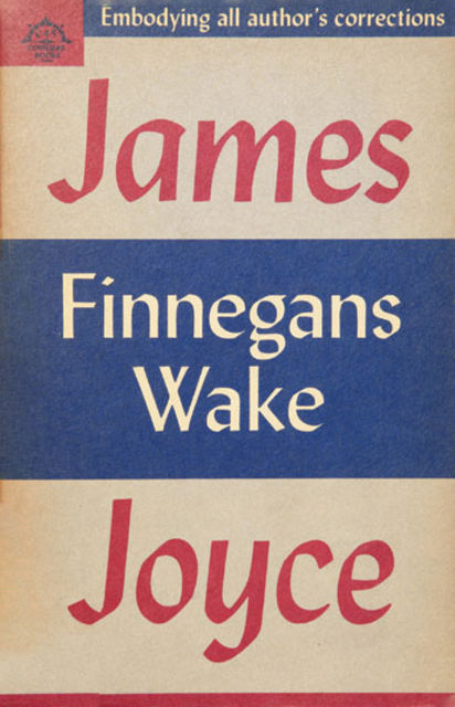 Finnegans Wake, James Joyce