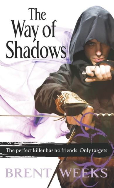 The Way of Shadows, Brent Weeks