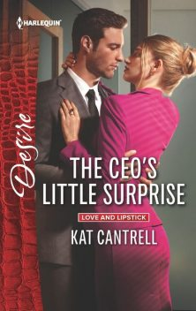 The CEO's Little Surprise, Kat Cantrell