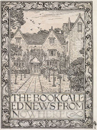 News from Nowhere (or An Epoch of Rest), William Morris