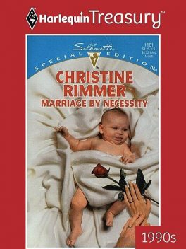 Marriage By Necessity, Christine Rimmer