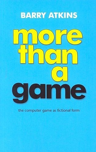 More than a game, Barry Atkins