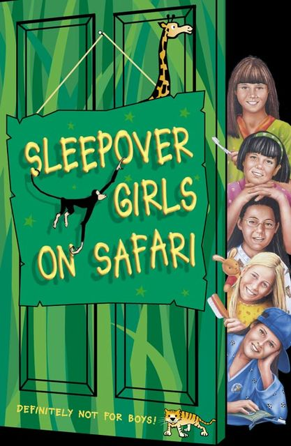 Sleepover Girls on Safari (The Sleepover Club, Book 51), Angie Bates