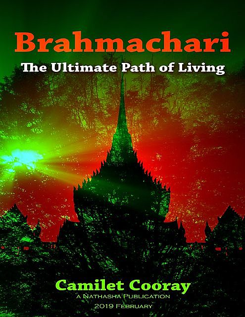 Brahmachari: The Ultimate Path of Living, Director Camilet Cooray