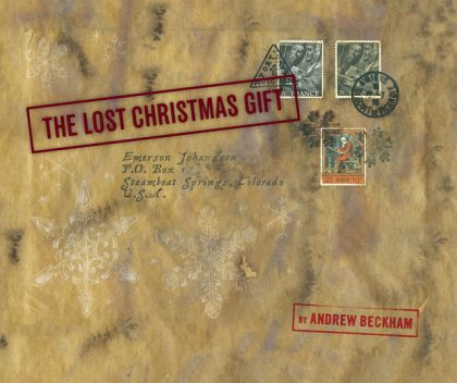 The lost christmas gift, Andrew Beckham