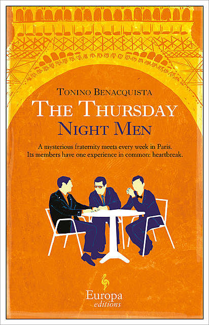 The Thursday Night Men, Tonino Benacquista