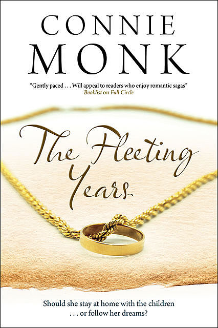 The Fleeting Years, Connie Monk