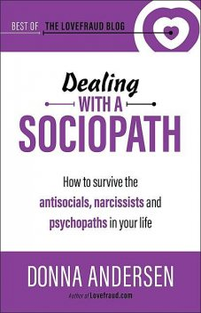 Dealing with a Sociopath, Donna Andersen