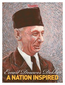 Ernest Douwes Dekker, A Nation Inspired, TEMPO Team
