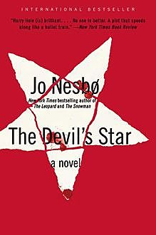 The Devil's star, Jo Nesbø