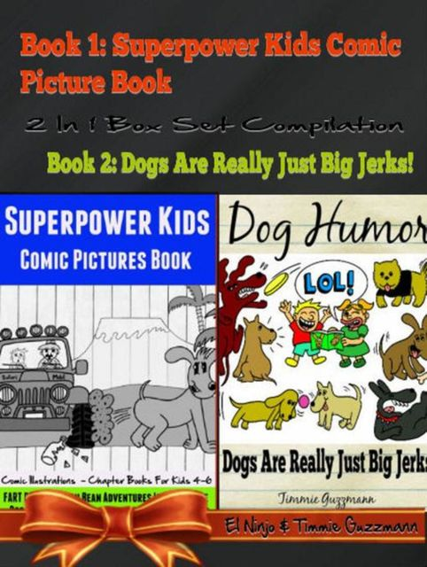 Kid Ebooks With Fun Stories & Kid Jokes, El Ninjo