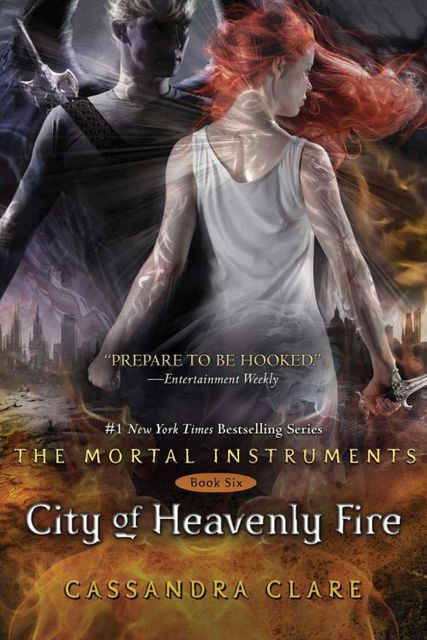 City of Heavenly Fire, Cassandra Clare