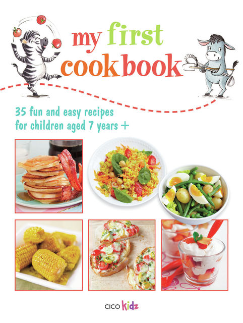 My First Cookbook, CICO Kidz