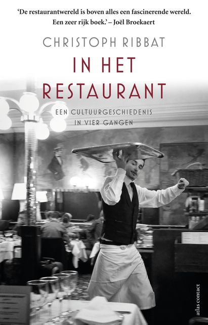 In het restaurant, Christoph Ribbat