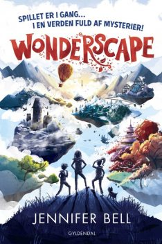 Wonderscape, Jennifer Bell