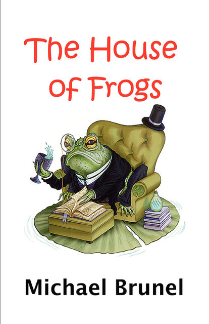 The House of Frogs, Richard Cook