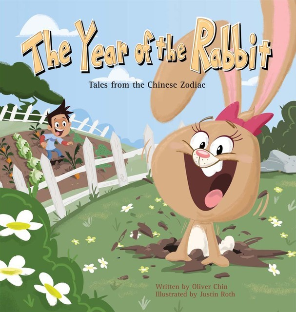 The Year of the Rabbit, Oliver Chin