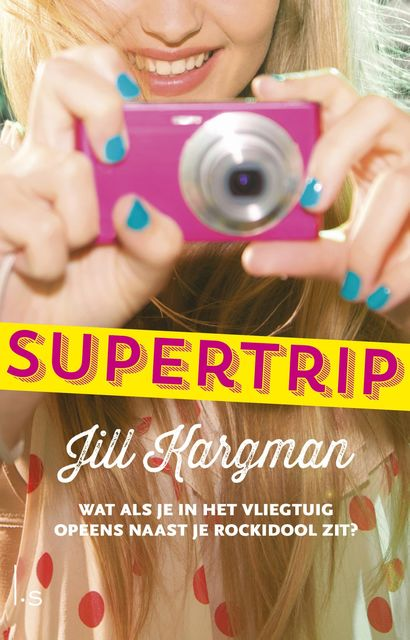 Supertrip, Jill Kargman