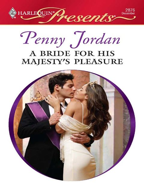 A Bride for His Majesty's Pleasure, Penny Jordan