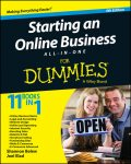Starting an Online Business All-in-One For Dummies, Shannon Belew, Joel Elad