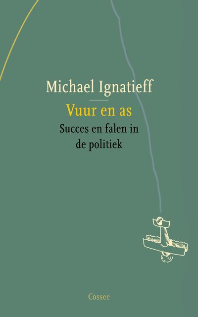 Vuur en as, Michael Ignatieff