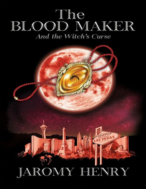 The Blood Maker and the Witch's Curse, Jaromy Henry