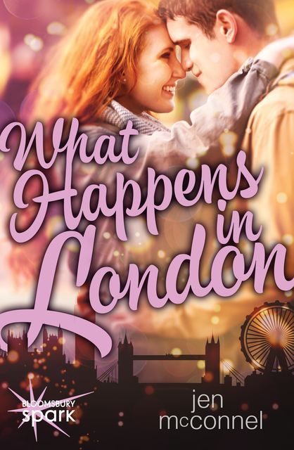 What Happens in London, Jen McConnel