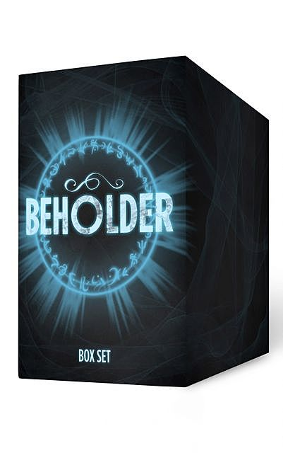 Beholder Box Set, Christina Bauer