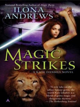 Magic Strikes, Ilona Andrews
