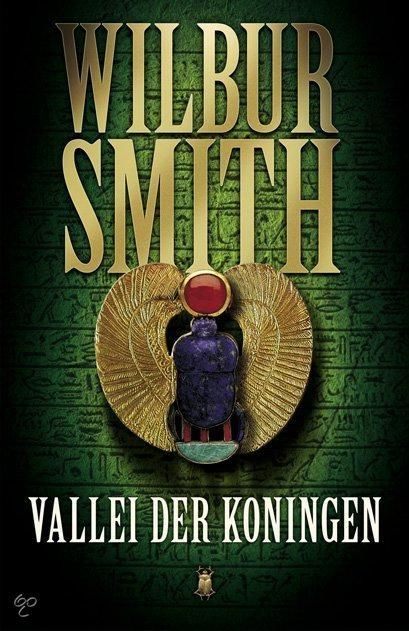 Vallei der koningen, Wilbur Smith