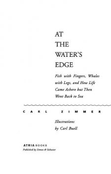 At the Water's Edge, Carl Zimmer