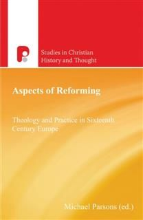 Aspects of Reforming, Michael Parsons