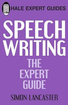 Speechwriting, Simon Lancaster