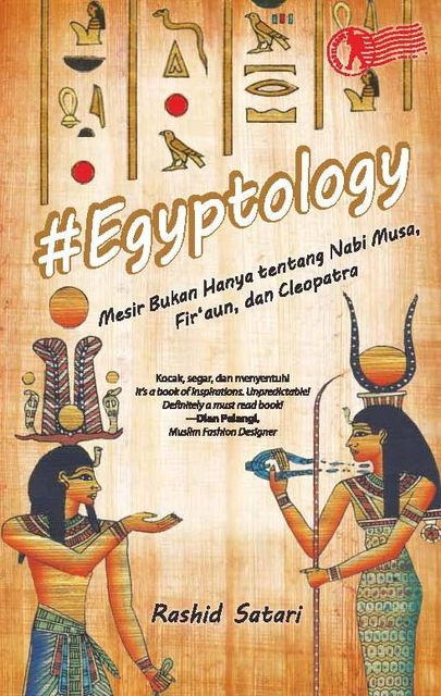 #Egyptology, Rashid Satari