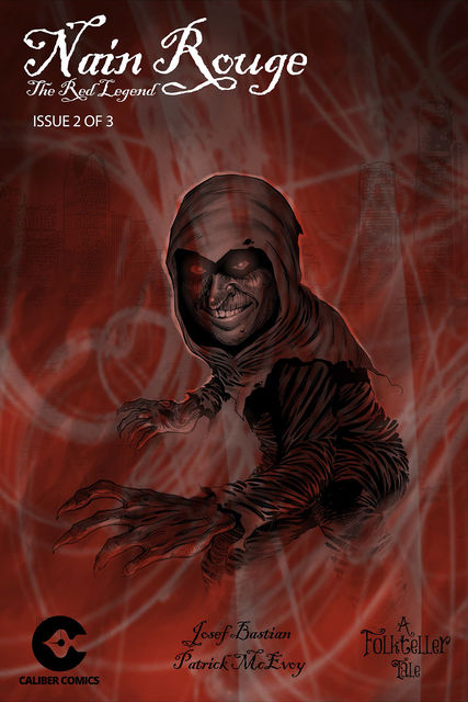 Nain Rouge: The Red Legend Vol.1 #2, Josef Bastian