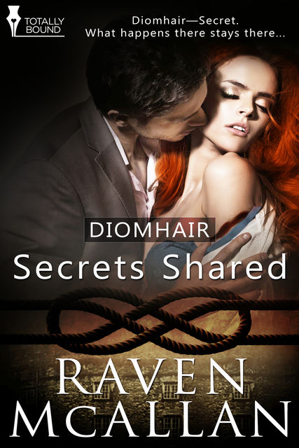 Secrets Shared, Raven McAllan