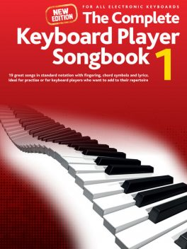 Complete Keyboard Player: New Songbook 1, Wise Publications