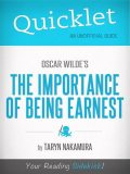 Quicklet On Oscar Wilde's The Importance of Being Earnest, Taryn Nakamura