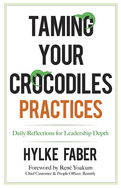 Taming Your Crocodiles Practices, Hylke Faber