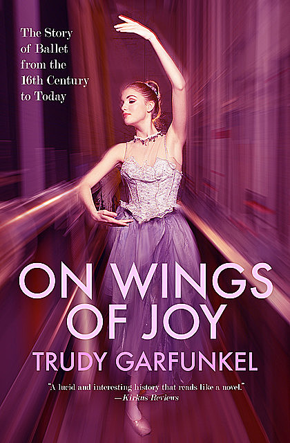 On Wings of Joy, Trudy Garfunkel