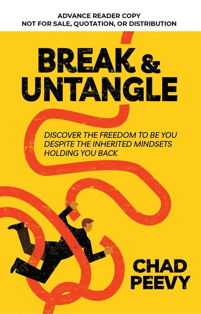 Break and Untangle, Chad Peevy