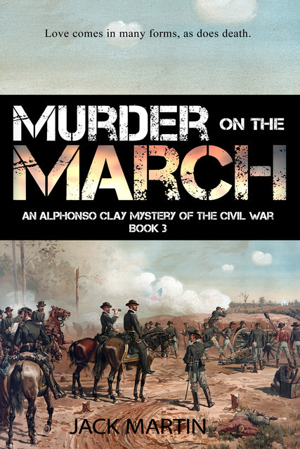 Murder on the March, Jack Martin