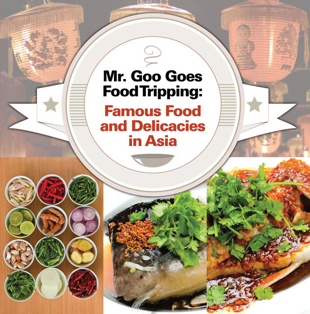 Mr. Goo Goes Food Tripping: Famous Food and Delicacies in Asia's, Baby Professor