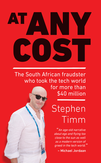 At Any Cost, Stephen Timm