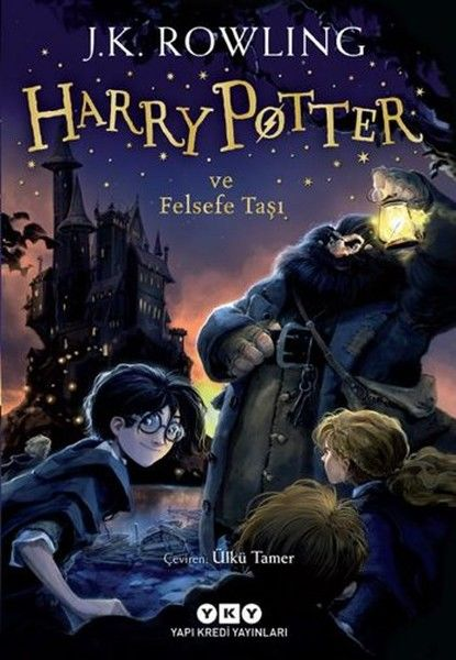 Harry Potter ve Felsefe Taşı, J. K. Rowling