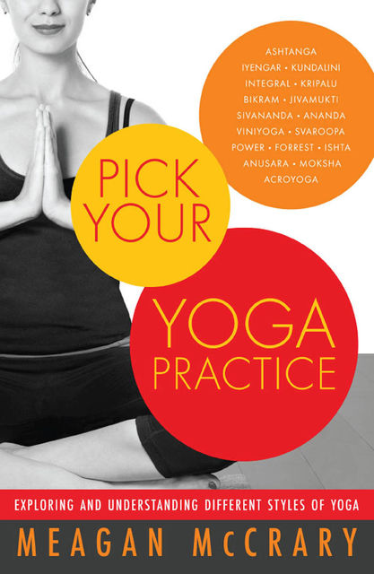 Pick Your Yoga Practice, Meagan McCrary