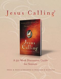 Jesus Calling Book Club Discussion Guide for Seniors, Thomas Nelson