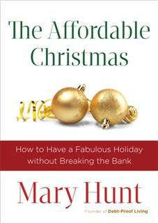 Affordable Christmas, Mary Hunt