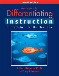 Strategies for Differentiating Instruction, Julia Roberts